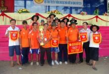 KBNN An Giang tổ chức hội thao truyền thống năm 2014