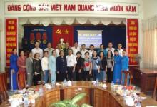 KBNN An Giang tổ chức hợp mặt cựu cán bộ công chức