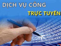 KBNN An Giang thực hiện giao dịch công trực tuyến